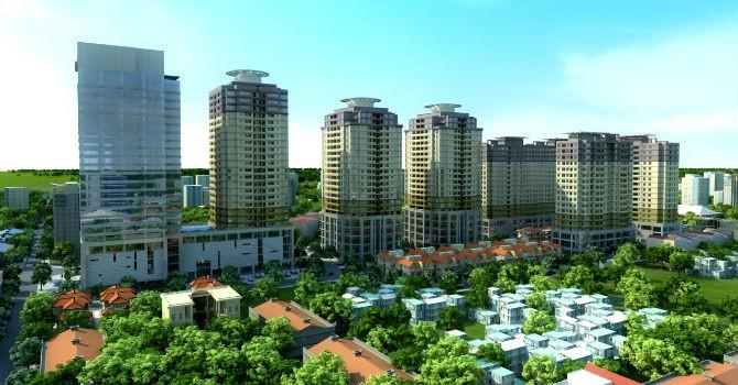 Thị trường bất động sản Việt Nam: Quy mô 21 tỷ USD, dư nợ 16 tỷ USD