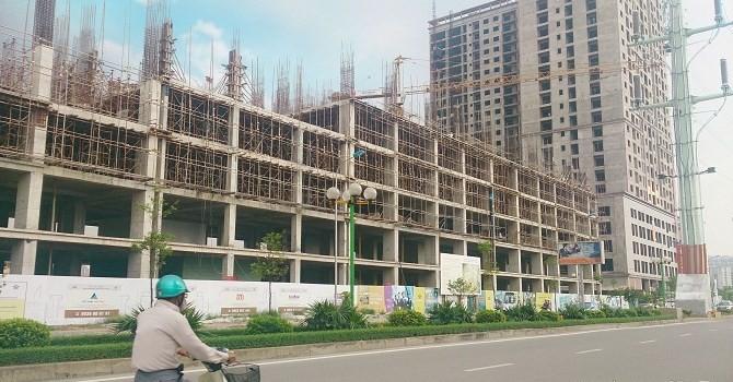 6 tháng đầu năm 2016, tồn kho bất động sản giảm 13.400 tỷ đồng