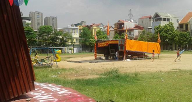 Xây trường ở Thịnh Liệt: Dân phản đối vì quy hoạch sai?