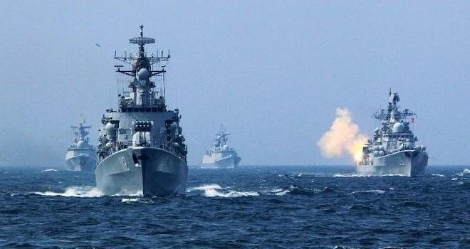 Nga – Trung tổ chức tập trận trên Biển Đông