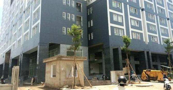 Địa ốc 24h: Bất chấp nguy hiểm, chủ đầu tư Dream Home Luxury vẫn cho người dân vào ở