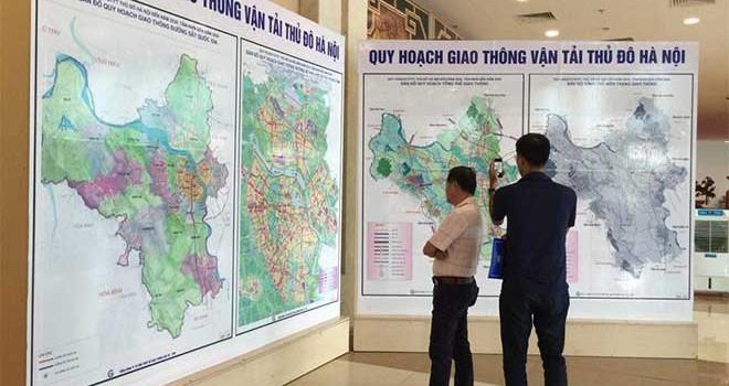 Chốt quy hoạch, Hà Nội cần 1.235.380 tỷ đồng đầu tư cho giao thông