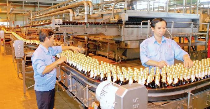 Dấu ấn thương hiệu nội trong cuộc chiến ngành bia