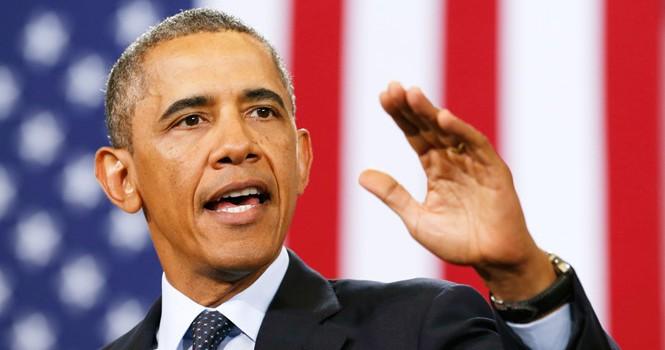 Tổng thống Obama lần đầu nói chuyện Biển Đông sau phán quyết của Tòa trọng tài