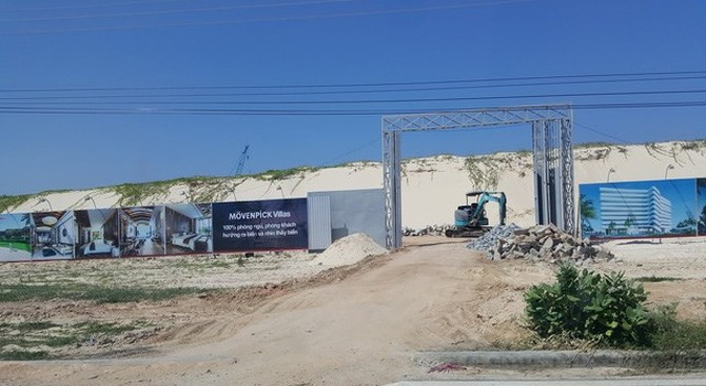 """Địa ốc 24h: Dự án nghỉ dưỡng """"bao vây"""" đất vàng sân bay Cam Ranh"""