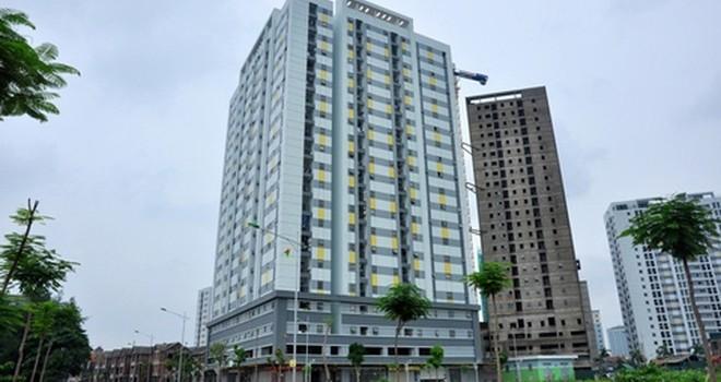 Xác nhận bố đẻ, vợ và mẹ vợ phó tổng giám đốc mua nhà ở xã hội Rice City Linh Đàm