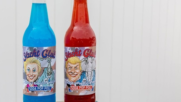 """Ý tưởng kinh doanh """"ăn theo"""" cuộc đua giữa Hillary Clinton và Donald Trump"""