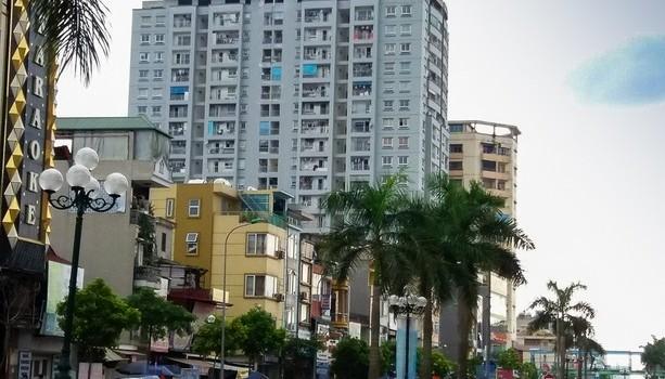 Chung cư 25 Tân Mai, chưa nghiệm thu phòng cháy chữa cháy đã ngang nhiên đưa dân vào ở