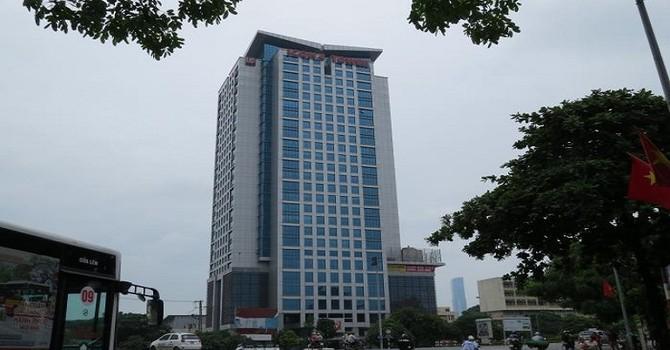 """Toà nhà Icon 4: """"Tự ý"""" chuyển đổi công năng tầng thương mại tòa nhà!"""