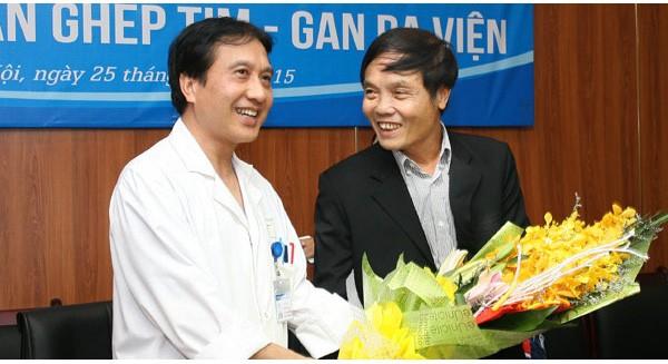Phó giám đốc Bệnh viện Việt Đức từ chối làm giám đốc