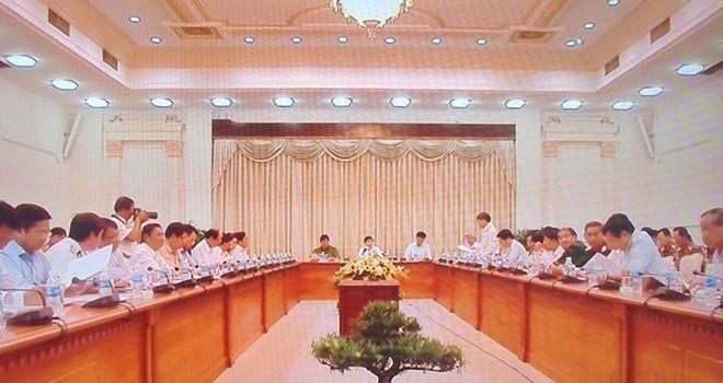 Đi họp thay, Phó chủ tịch UBND quận 5 bị mời về