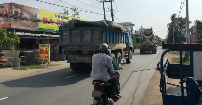 Gần 740 tỷ đồng mở rộng đường Nguyễn Duy Trinh, khai thông lối vào cảng Phú Hữu