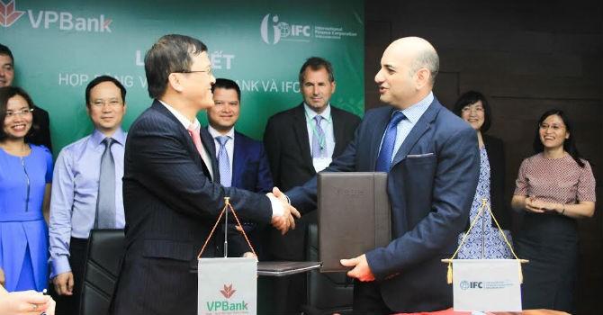 IFC sẽ cung cấp gói tài chính trị giá 125 triệu USD cho VPBank