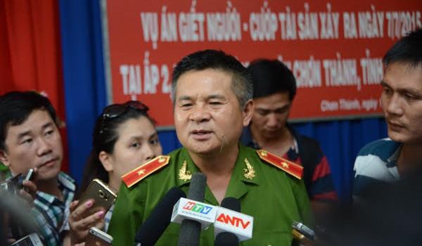 Vì sao khởi tố vụ bắn chết 2 lãnh đạo Yên Bái?