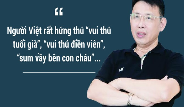 """Phó tổng giám đốc FPT """"gây bão"""" khi phân tích lý do """"Vì sao người Việt mãi nghèo?"""""""