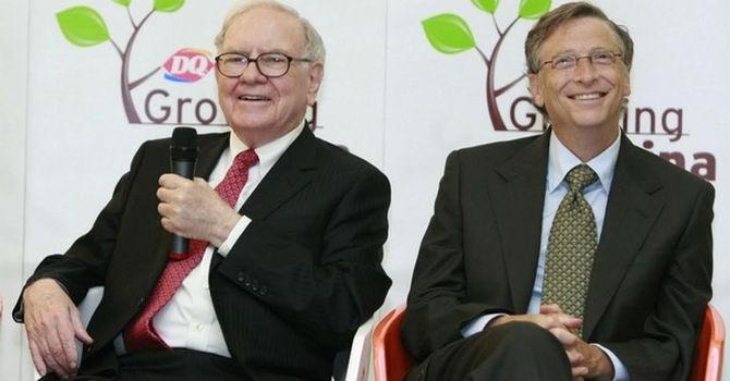 Quỹ từ thiện của Bill Gates tham gia đầu tư vào GAS