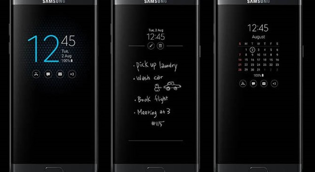 "Motorola ""tố"" Samsung sao chép tính năng Always On Display"