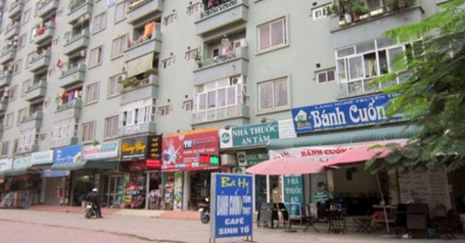"""Địa ốc 24h: Hàng ngàn hộ kinh doanh lo bị """"trục xuất"""" khỏi chung cư"""