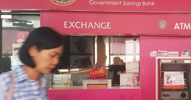 Tin tặc tấn công ngân hàng Thái Lan