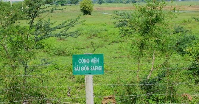 Địa ốc 24h: TP.HCM hồi sinh dự án công viên sinh thái lớn nhất Việt Nam