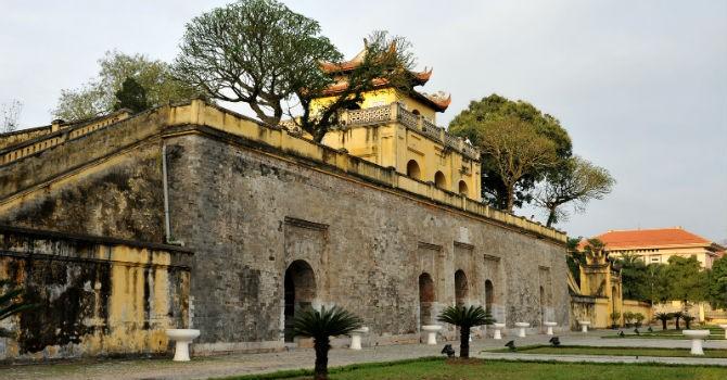 Hà Nội chi gần 100 tỷ đồng quy hoạch khu di tích Hoàng Thành Thăng Long