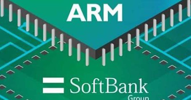 Softbank hoàn tất thương vụ mua lại ARM với giá 31,4 tỷ USD
