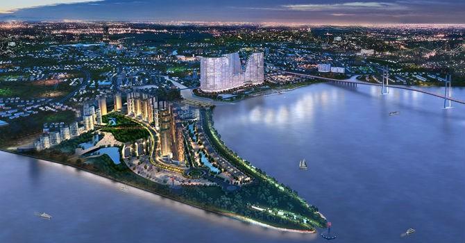 """Địa ốc 24h: Ăn theo siêu dự án tỷ đô, canh bạc """"không dễ xơi"""" của dân nhà giàu"""