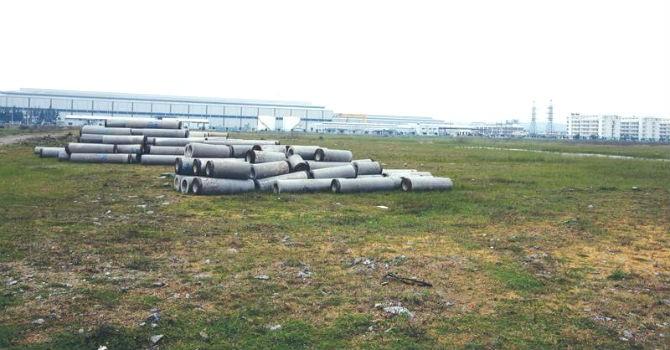 Quảng Ngãi thu hồi nốt 27ha đất của dự án thép Guang Lian Dung Quất