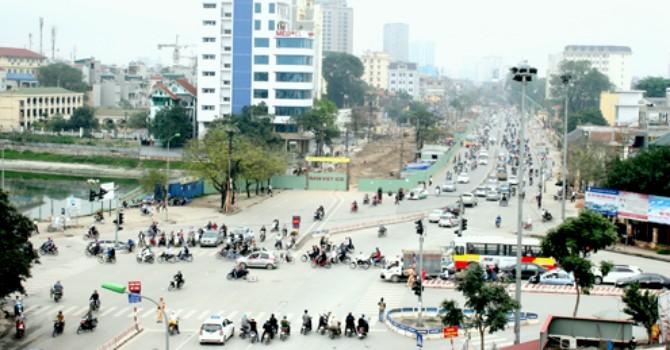 Hà Nội duyệt nhiệm vụ thiết kế đô thị hai bên đường Vành đai 2