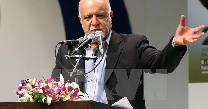 Iran ủng hộ các quyết định của OPEC ổn định thị trường dầu mỏ