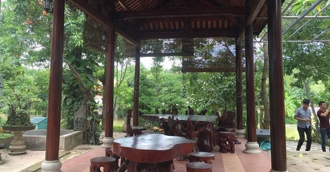 Giám đốc sở xây biệt phủ không phép xôn xao xứ Huế