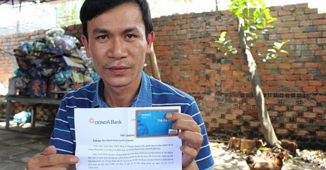 """Bỗng dưng mất 74 triệu đồng trong DongA Bank: Khách sốt ruột phàn nàn """"ngân hàng chậm trễ"""""""