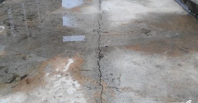 Cận cảnh dự án cấp nước nứt nẻ đội vốn 2.550 tỷ đồng ở Vũng Áng