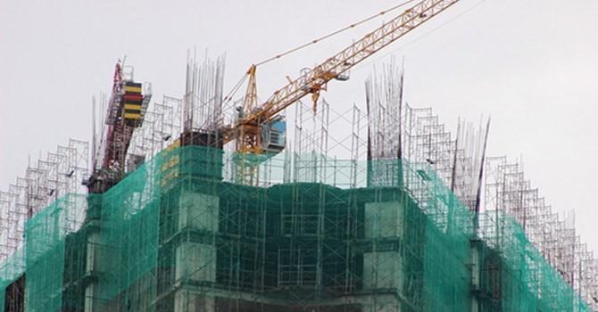 Tháo dỡ tầng vượt của Mường Thanh Khánh Hòa