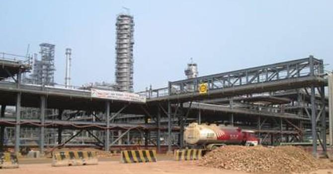 Bộ Tài nguyên-môi trường yêu cầu Lọc dầu Nghi Sơn báo cáo việc súc rửa đường ống