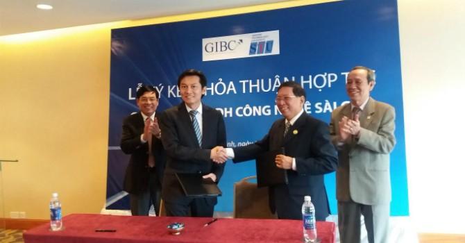 GIBC kết thỏa thuận hợp tác với trường Đại học Công nghệ Sài Gòn