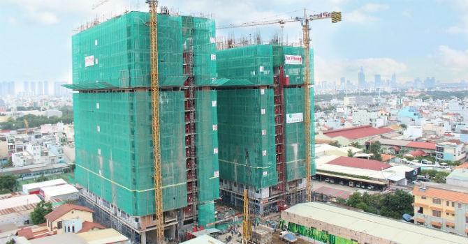 Đất Xanh khẳng định uy tín bằng hàng loạt các dự án bàn giao trước thời hạn