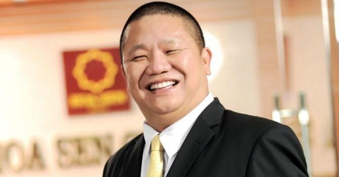 """Ông Lê Phước Vũ: """"Ngu gì không làm bất động sản"""""""