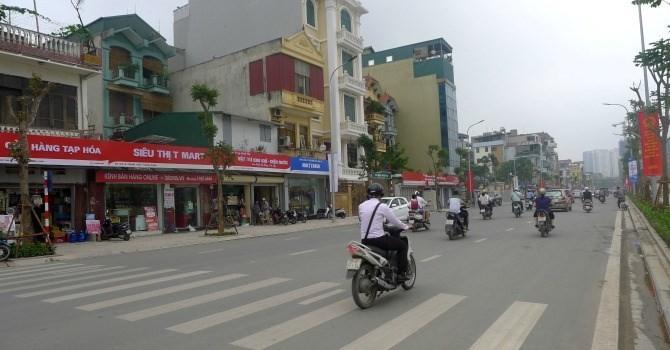 Hà Nội cho doanh nghiệp tư nhân xây 100 tuyến phố phong cách