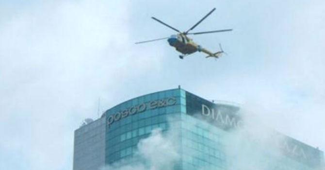 Địa ốc 24h: Chung cư 100m phải xây bãi đỗ trực thăng, giá căn hộ liệu có tăng?