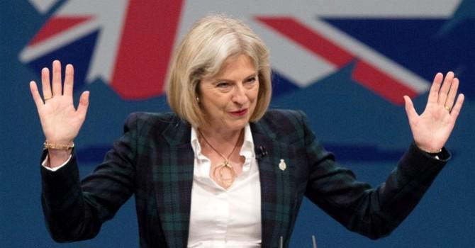 Thủ tướng Anh đứng đầu top 50 người ảnh hưởng nhất thế giới