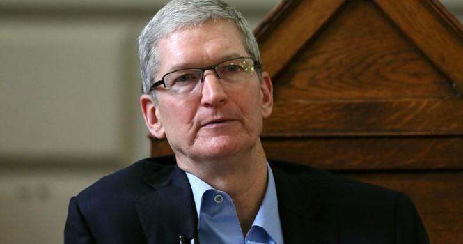 Cổ phiếu Apple lao dốc sau sự sụt giảm doanh số iPhone 7