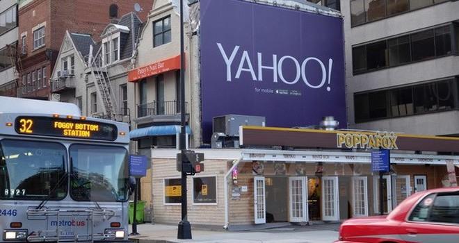 Yahoo bị kiện sau vụ bê bối đánh cắp thông tin người dùng