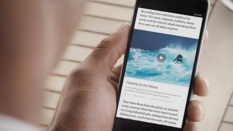 "Facebook thừa nhận ""hư cấu"" số lượng người xem video"