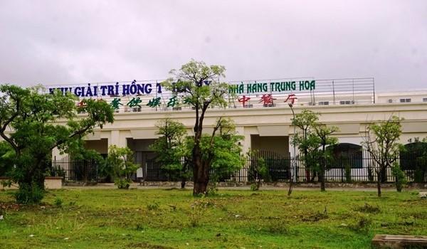 Dịch vụ giải trí đìu hiu xung quanh Formosa Hà Tĩnh