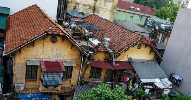Hà Nội cho phép xây mới 2 nhà biệt thự xuống cấp tại quận Hoàn Kiếm