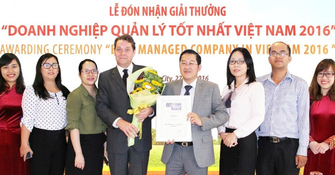 """HDBank 2 năm liên tục nhận giải """"Doanh nghiệp quản lý tốt nhất"""" của Euromoney"""