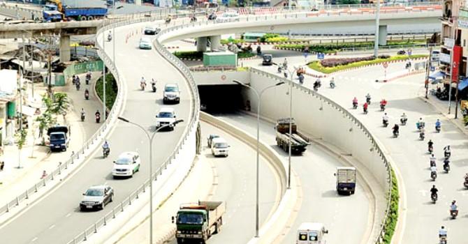 TP.HCM: 840 tỷ đồng xây hầm chui nút giao Nguyễn Văn Linh - Nguyễn Hữu Thọ