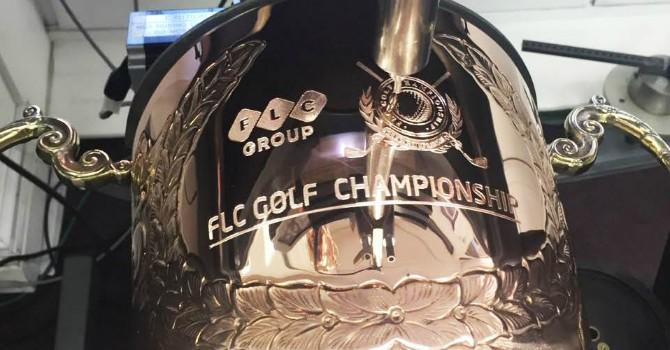 Hé lộ hình ảnh chiếc cúp 5.500 USD của giải FLC Golf Championship 2016