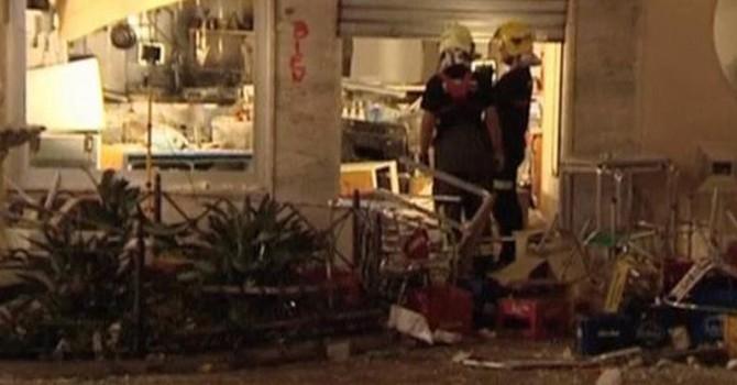 Khoảng 90 người bị thương trong vụ nổ bình gas ở Tây Ban Nha